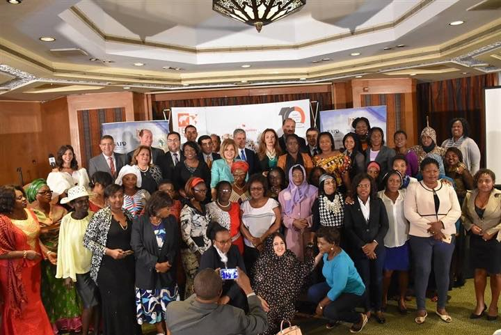 Congratulations to the 1st Batch of the Female African Media Gurus
